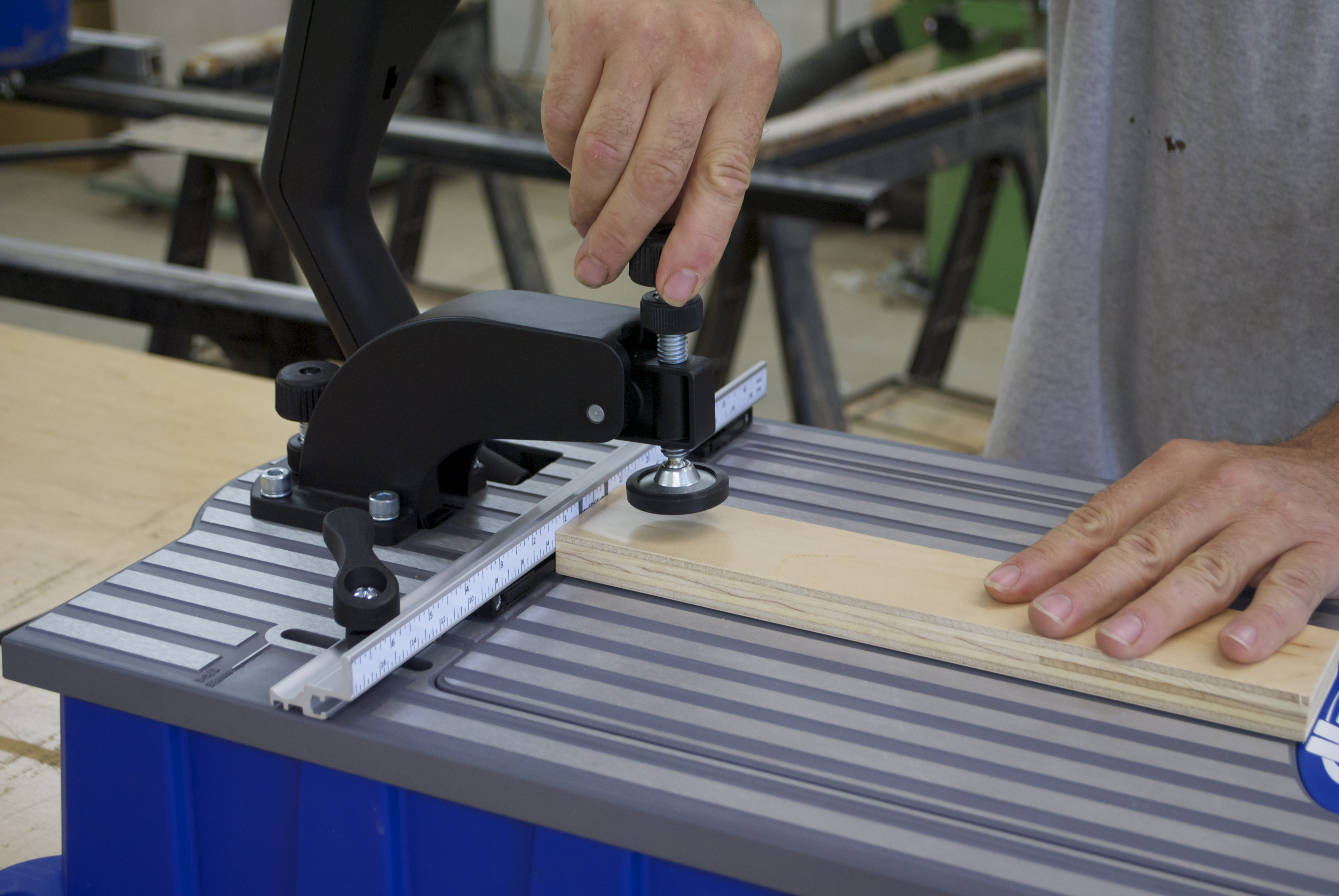 Review of the Kreg Foreman DB210 - Pocket Hole Joinery Tips